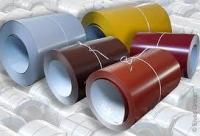 Рулоны оцинкованные с полимерным покрытием